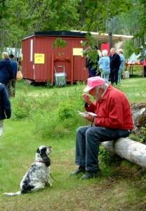 Husse och hund